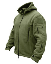 Load image into Gallery viewer, Recon Tactical Hoodie - Olive Green