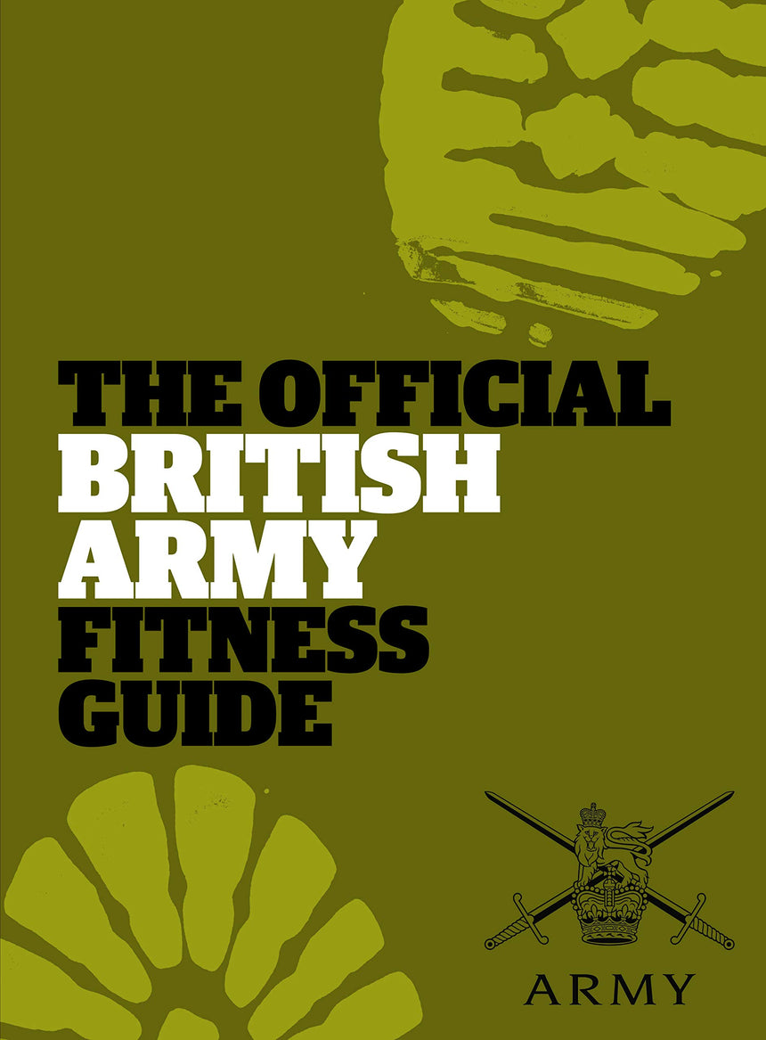 The Official British Army Fitness Guide - Book