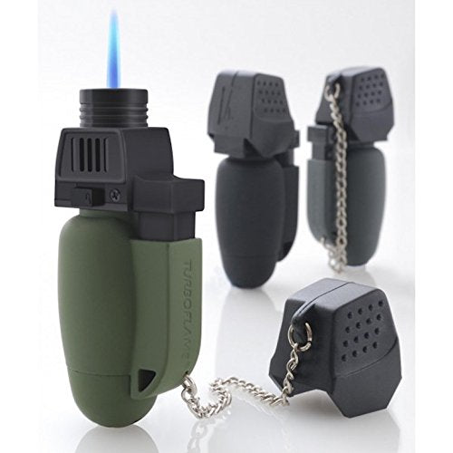 Turboflame GX7R Military Pocket Blow Torch Lighter