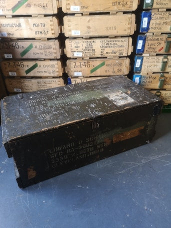 US Army Kit Box