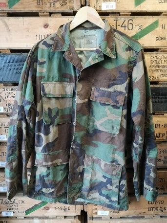 US Army Woodland Shirt - Grade A