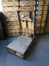Load image into Gallery viewer, Vintage Swedish Army Sack Scales