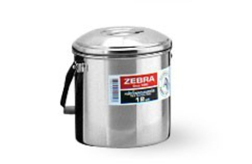 Zebra Head Loop Handle Cooking Pot 10cm Billie
