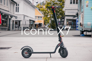 Produktanmeldelse Iconic X7
