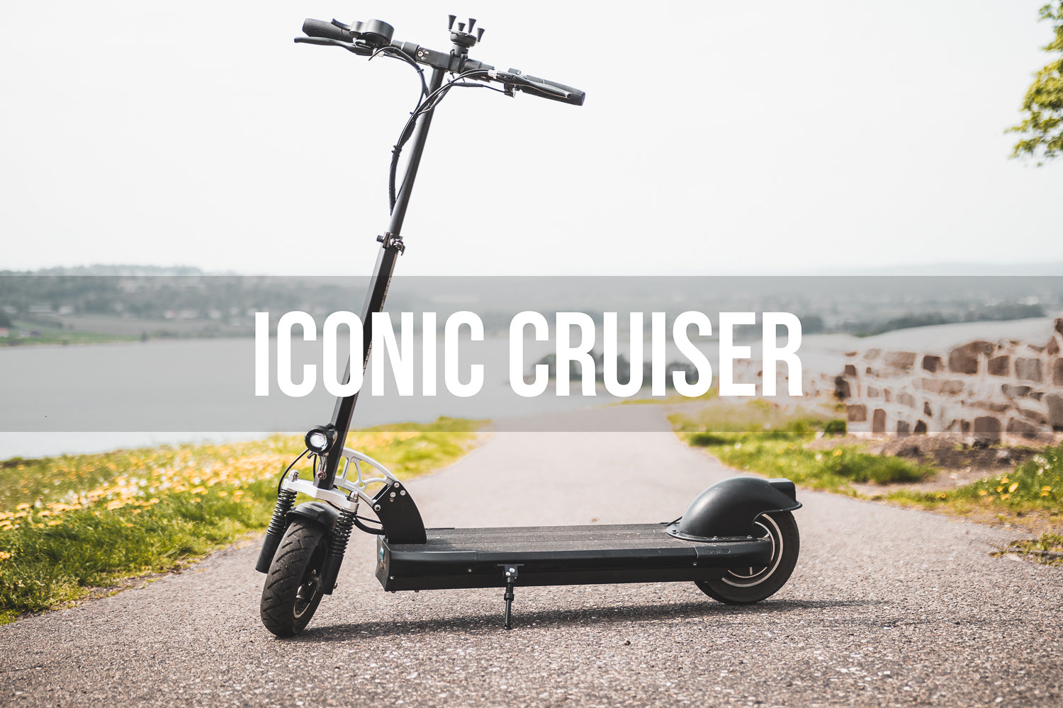 Produktanmeldelse Iconic Cruiser
