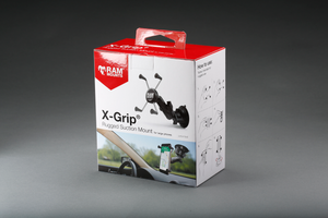 RAM Mounts X-Grip mobilholder - Kjempetøff.no