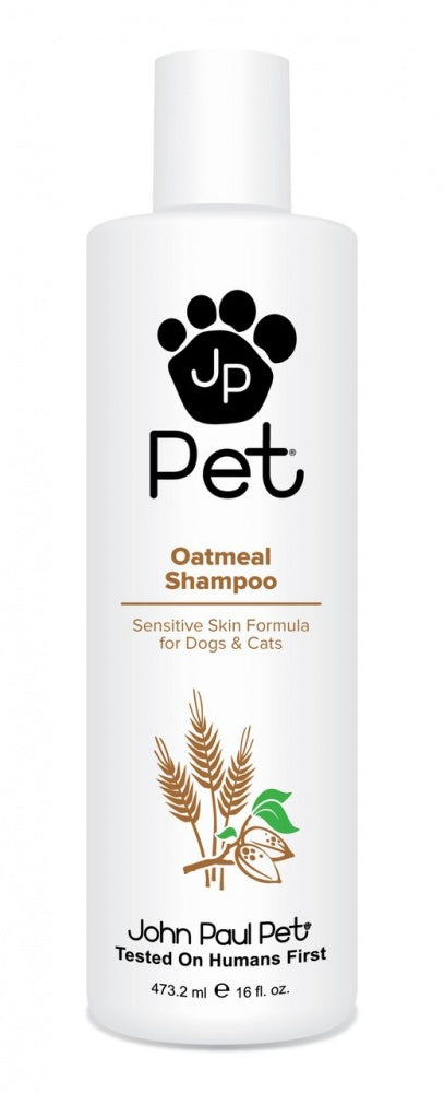 John Paul Pet Oatmeal Shampoo For Dogs And Cats