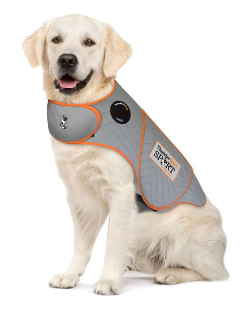 Thundershirt Sport Platinum Anxiety Solution for Dogs