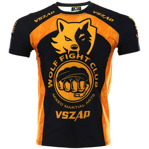 T-SHIRT COMBAT MMA FIGHT CLUB