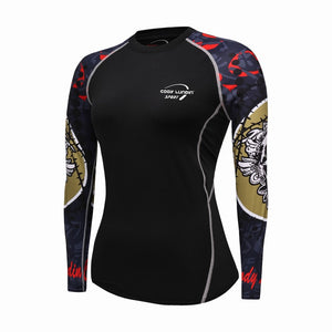 T-SHIRT COMPRESSION LADYFIT