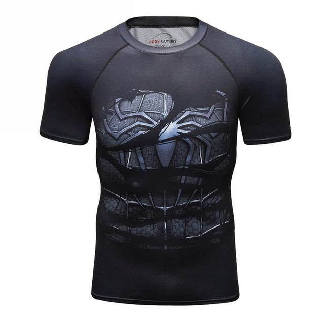 T-SHIRT COMPRESSION VENOM