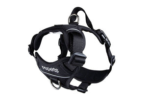 RC Pets Momentum Control Harness Black