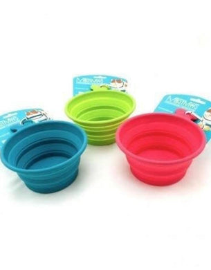 Messy Mutts Collapsable Travel Bowl