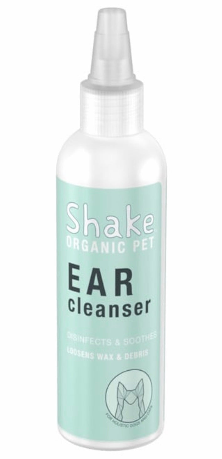 Shake Organic Ear Cleanser 2.2oz