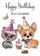 Load image into Gallery viewer, AGC Birthday From Furbabies
