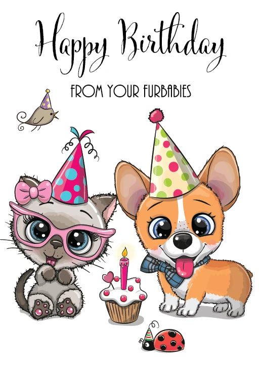 AGC Birthday From Furbabies