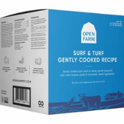 Open Farm Gently Cooked Surf & Turf 72oz
