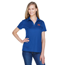 Load image into Gallery viewer, CrownLux Performance™ Ladies' Plaited Polo