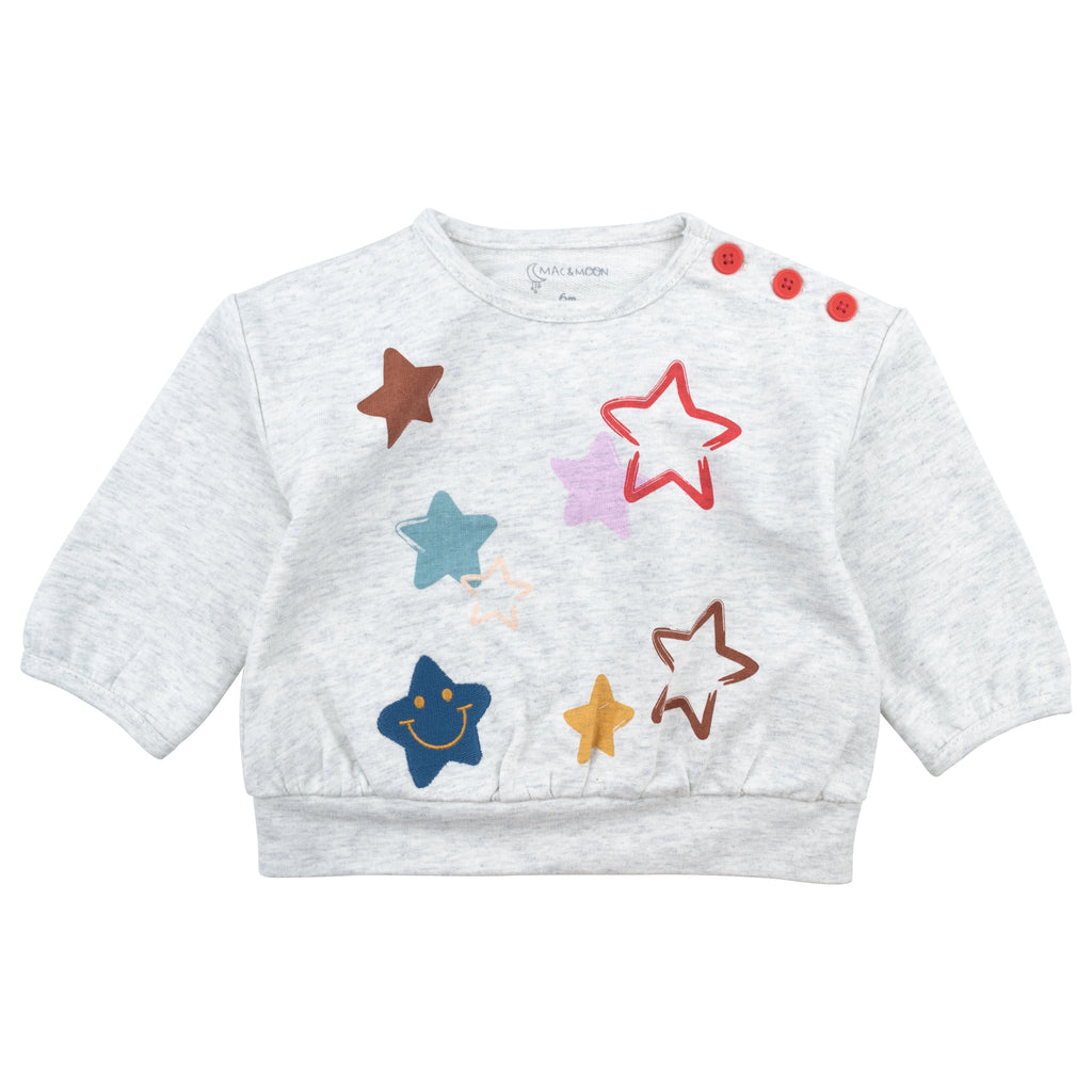 2-Piece Rainbow Star Set
