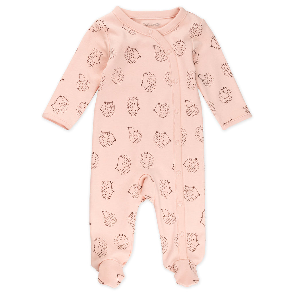 2-Pack Sleep & Play in Hedgehog Print
