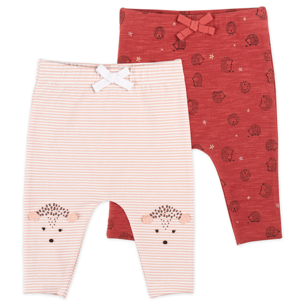 2-Pack Pant in Hedgehog Print