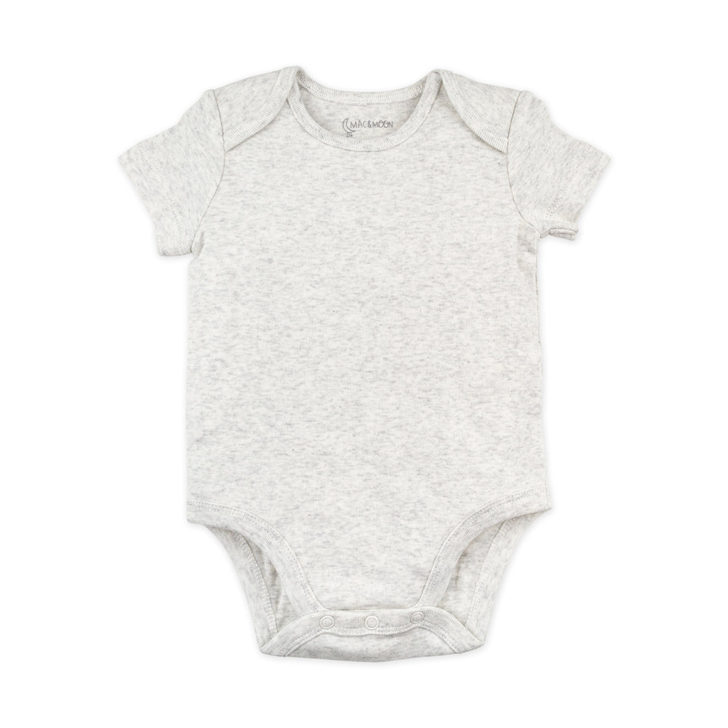 5-Pack Bodysuit in Wild Buffalo Colors