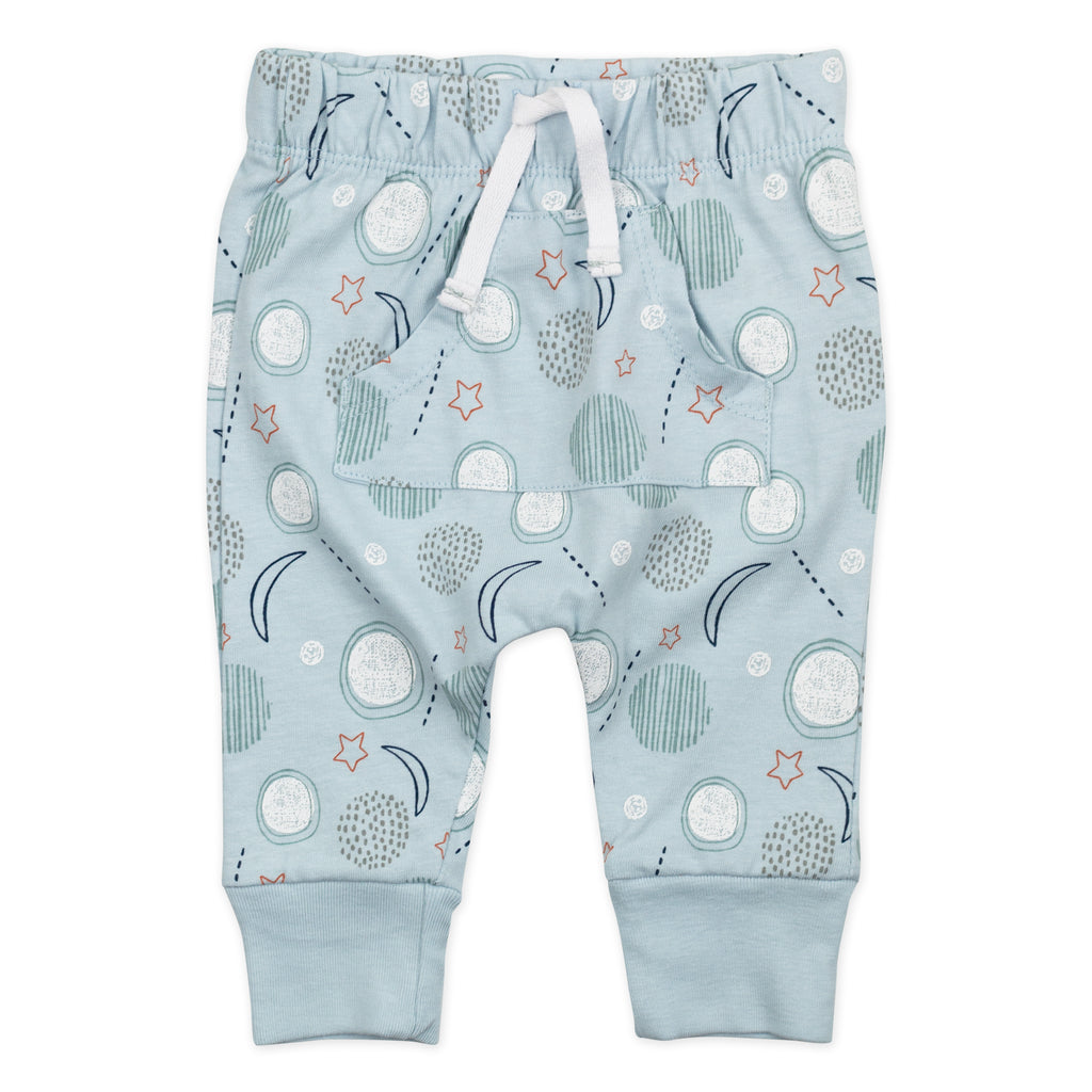 2-Pack Pant in Moon Print