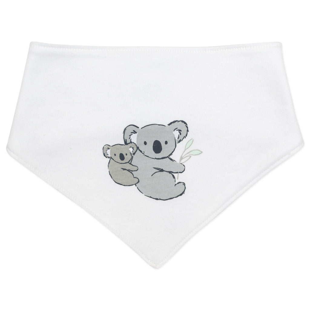 3-Pack Bib in Koala Prints