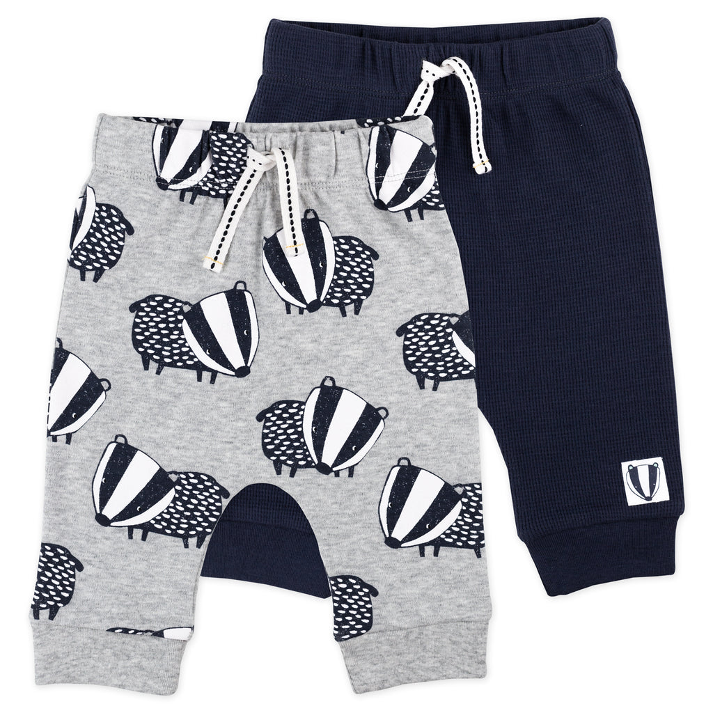 2-Pack Pant in Badger Print