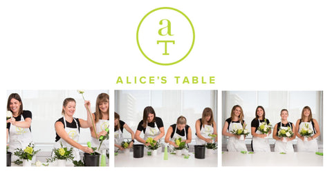 Alice's Table by Planks & Paint