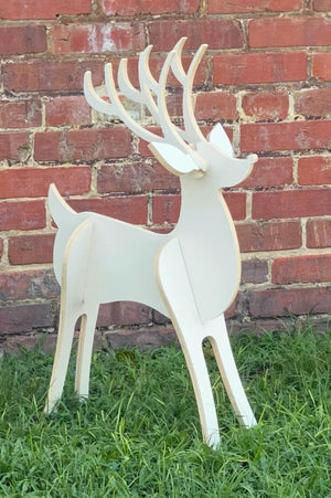 Santa's Sleigh & Reindeer Workshop - Sunday, November 29th - 11am