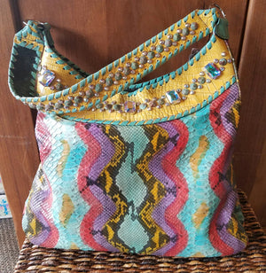 Fiona Bag by Kurtmen Designs