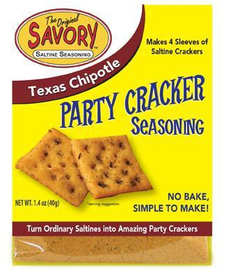 Texas Chipotle - Savory Saltine Seasoning