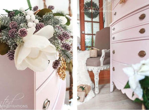 Pink Champagne Chalk Mineral Paint
