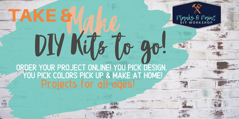 Take & Make Kits - Mary Wallace