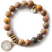 Gemstone Bracelet 10mm - Mookait