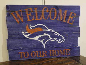 Broncos DIY Paint Workshop - Saturday, September 29th - 11:00am