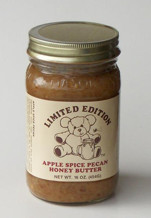 Apple Spice Honey Butter