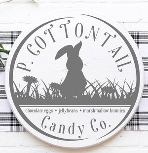 P. Cottontail Candy Co - NOCO