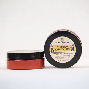Duke Cannon Bloody Knuckles Hand Repair Balm