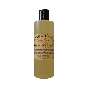 Howdy-Do Hemp Oil - 8 oz.