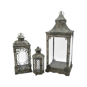 Jackson Square Set of 3 Nesting Lanterns
