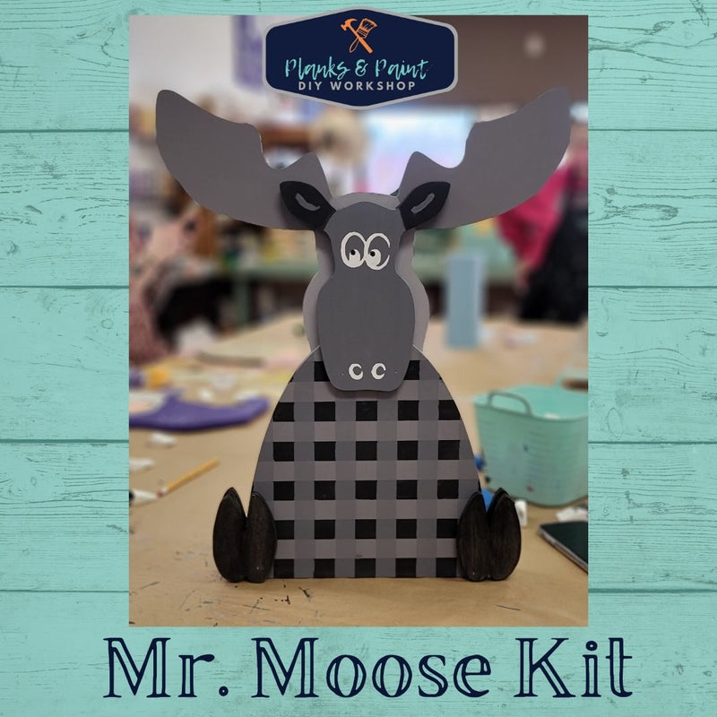 Mr. Moose Kit