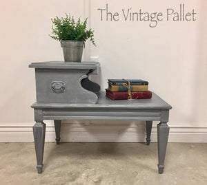 Hurricane Gray Chalk Mineral Paint