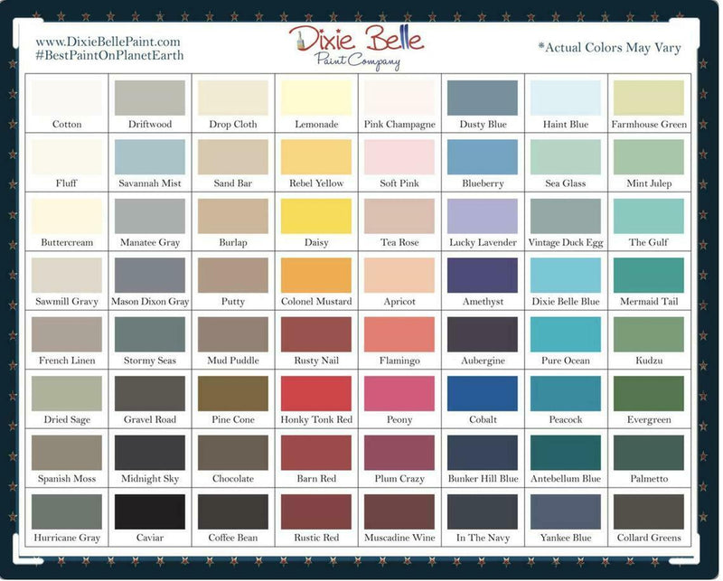 Furniture Painting 101 - Dixie Belle Basics