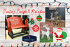 Santa's Sleigh & Reindeer Workshop - Saturday, November 14th - 11am