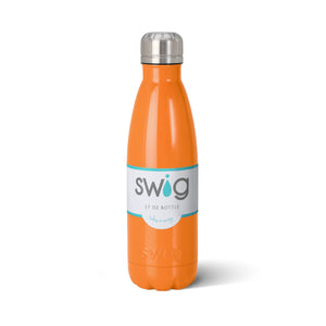 Swig 17oz Bottle - Orange
