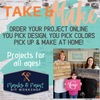 Healthcare Take & Make DIY To Go Kit