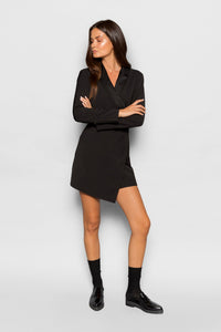 Frankly My Dear Blazer Dress