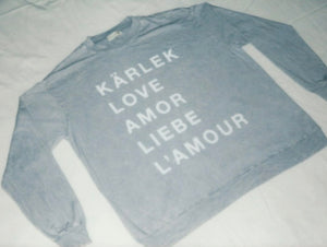 Love Language Pullover